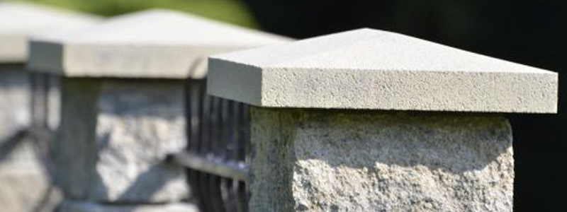 бетонные колпаки самый экономичный вариант