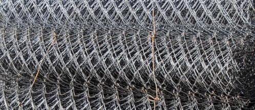 Неоцинкованная из черной проволоки сетка