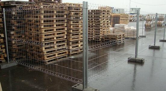 Ограждения из стальной сетки grand_line