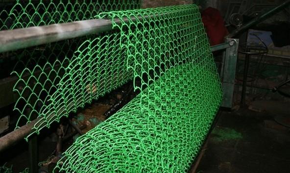 Полимеризорованная сетка