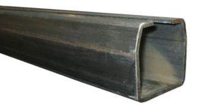 Квадратная труба для консоли сечением 60х60х4мм