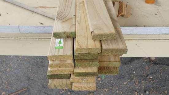 Выбор древесины для калики