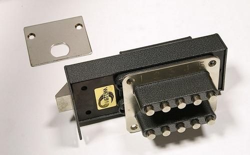 Кодовый механический замок для наружних дверей